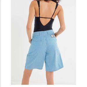Stussy Doris Striped Baggy Bermuda Short